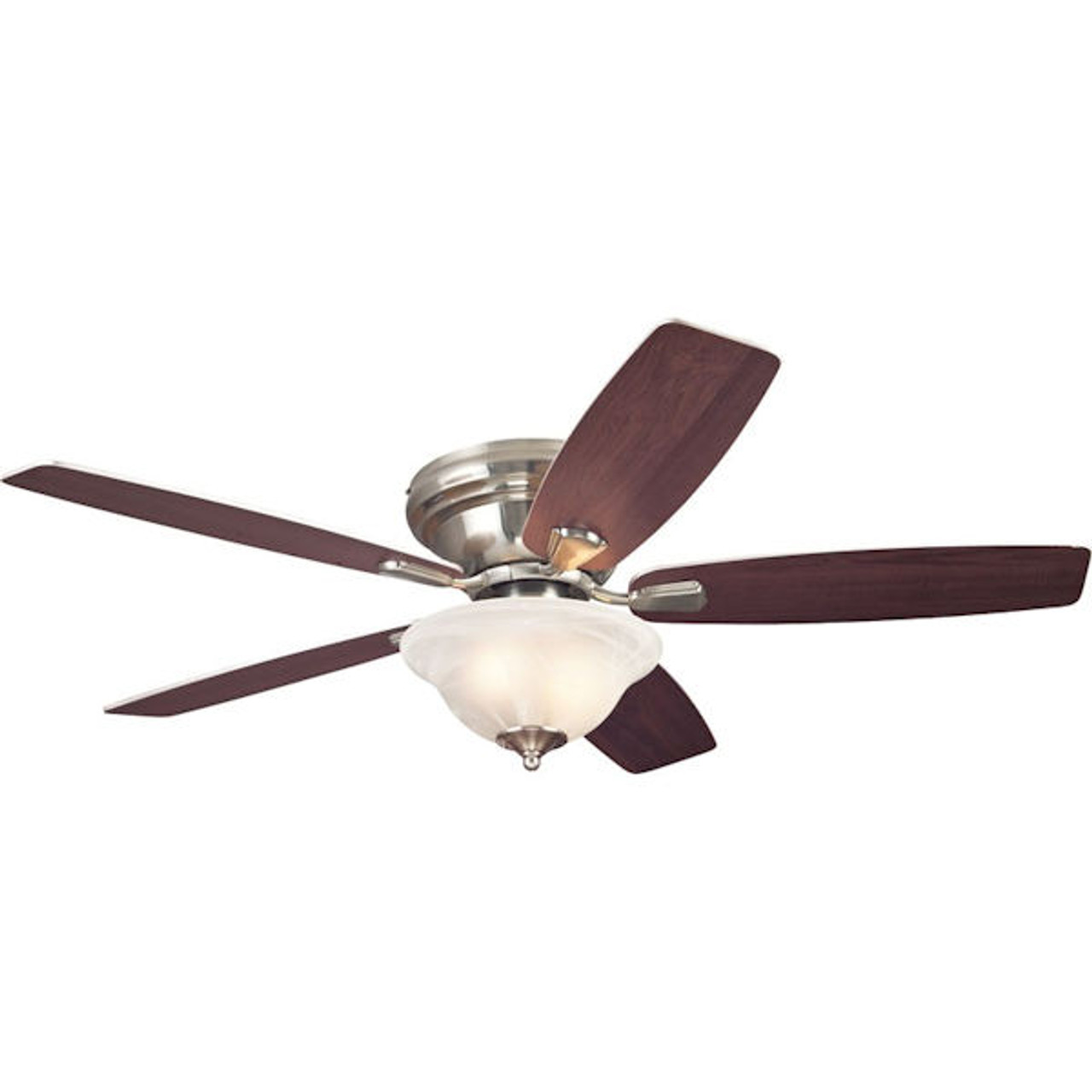 Westinghouse Sumter 52 in. Ceiling Fan in Brushed Nickel - New