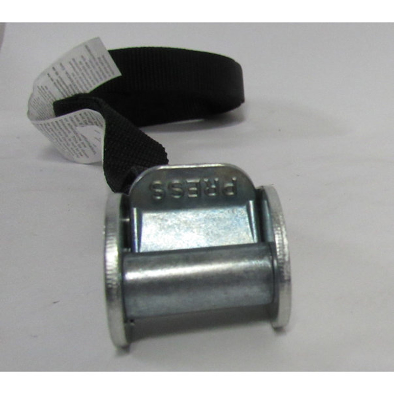 PROGRIP 512097 9 FT Lashing Strap Aero Cam Buckle Black 6-Pack