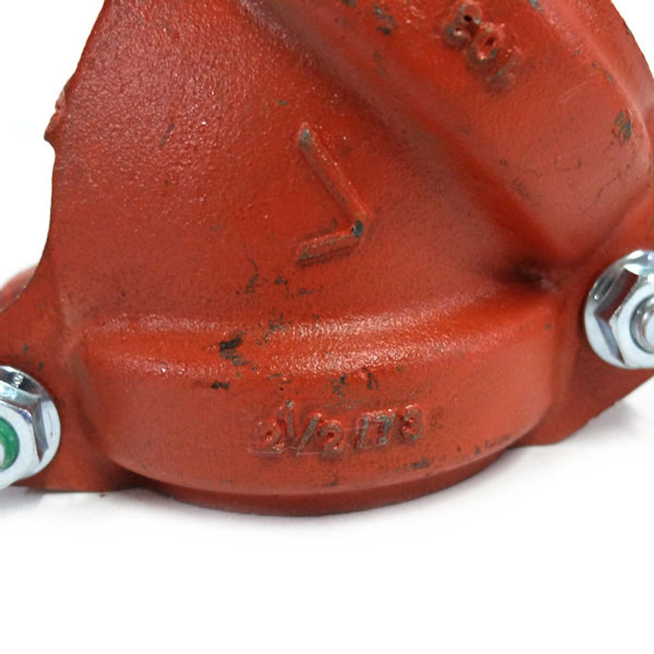 Victaulic FireLock No 103 45° Elbow Installation-Ready Fittings