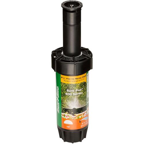 """Lot of 25 -Rain Sure 600 Series Sprinkler,180°Half Circle,2.5"""",Pop-up Height"""