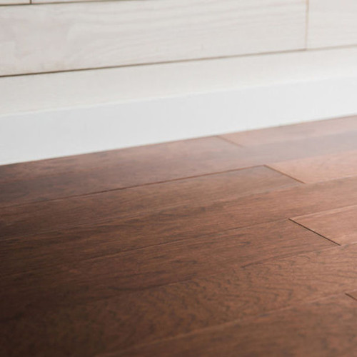 "Style Selections 5"" Molasses Hickory Engineered Hardwood Flooring(24.5-sq ft)NEW"