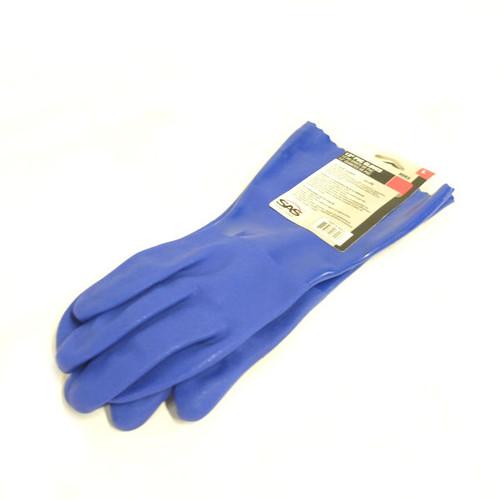 SAS Safety 6553 PVC Gloves, Large
