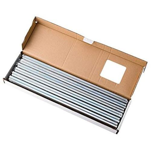 Brainerd 6-Pack  22-in Drawer Slide D80622V-ZP-R - NEW