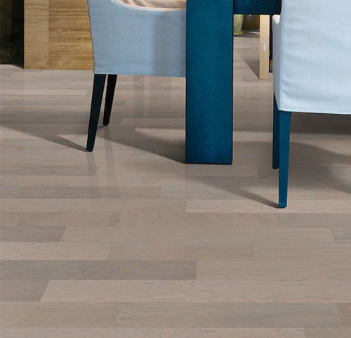 Style Selections 5.36-in Driftwood Oak Engineered (23.25-sq ft))
