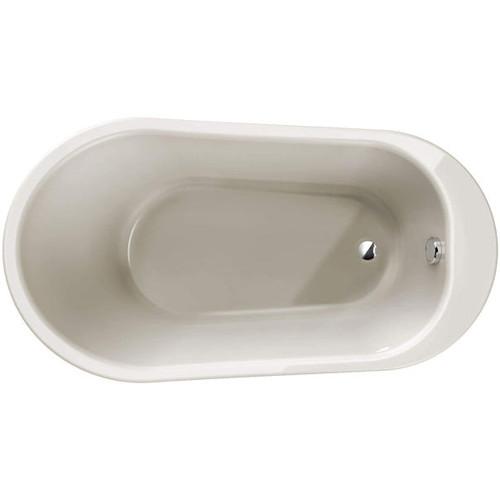 """Jacuzzi ARF5932BUXXXXW Luxury 59"""" Soaking Bathtub Left Hand Drain(New Brown Box)"""