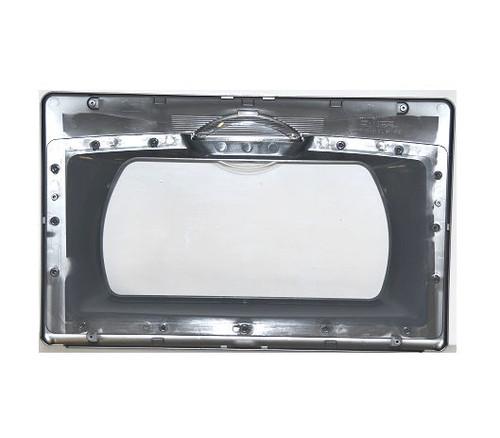 Whirlpool W10458861 Clothes Dryer Machine Replacement Outer Door - Dark Grey