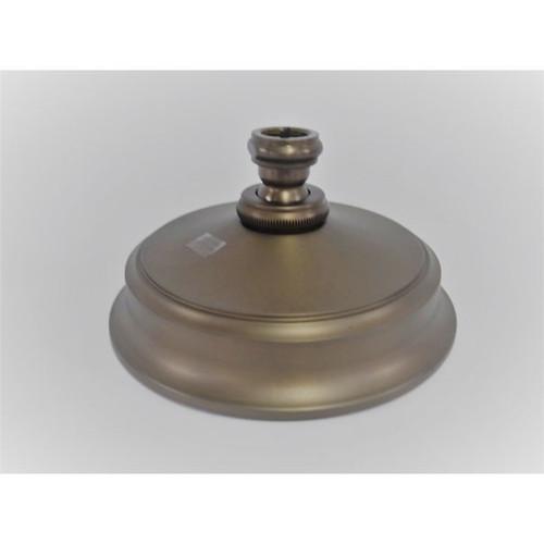"Newport Brass 2142/07 6"" 2.0 gpm Single Function Solid Brass Shower Head,Bronze"