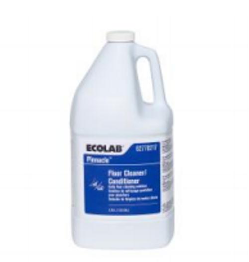 Ecolab Pinnacle Floor Cleaner/Conditioner, Case 4/ 1Gal
