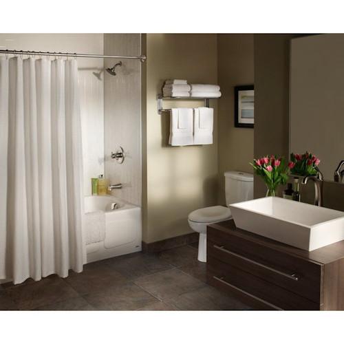 Franklin  Designer Towel Shelves 26-1/8 in.Shelving Bright Stainless 2780SSA1