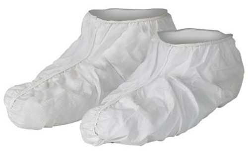 Kimberly Clark Consumer 44490 Universal Shoe Covers, 400 per Case - White