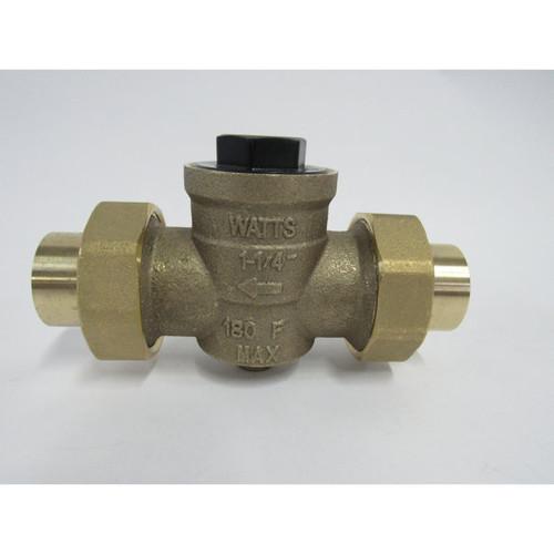 """Watts 1-1/4"""" LFX65B-DU-S RIK 1-1/4"""" Rough In Kit for Pressure Regulator"""