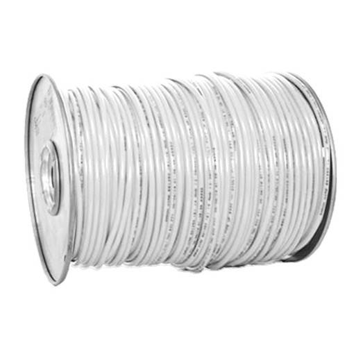 14-1-White 14 AWG Sprinkler System Wire (500 ft) E54868
