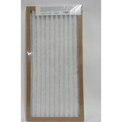 "Flanders 81555.011224 -12"" x 24"" x 1""  Pleated Air Filter MERV 6 (Case Of 12)"