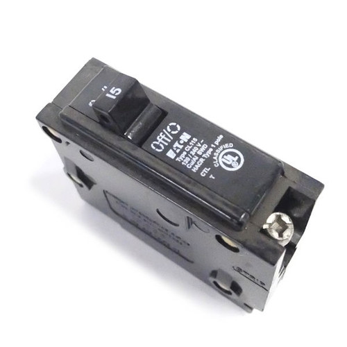 Eaton CL115 Single Pole Circuit Breaker