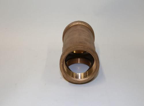 "ProFlo IBRLFTM 3"" Lead Free Bronze Pipe Tee, Case of 6"