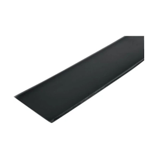 Roppe H140LA5P100 Black 4 in. x 48 in. x .080 in. Vinyl Wall Base, Case of 16