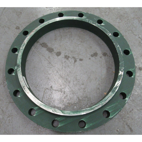 "18"" Carbon Steel Pipe Flange 18-150, Weldbend Part 74938 C17"
