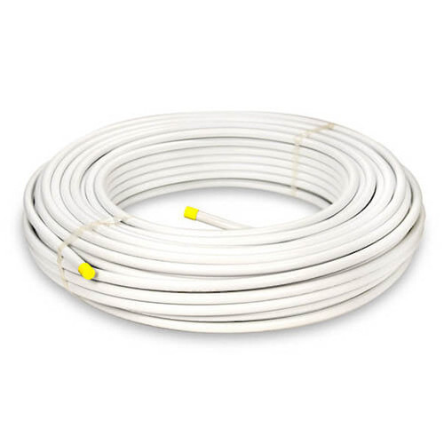 "Uponor D1220625 5/8"" MLC Tubing - 1000 ft. coil ,White,(New Damaged Box)"