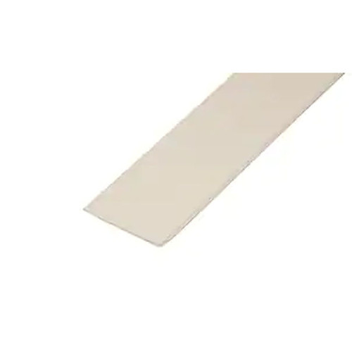 Roppe H140LA5P184 Vinyl Wall Base 4 in. x .080 in. x 48 in,Almond,16-Pieces -NEW