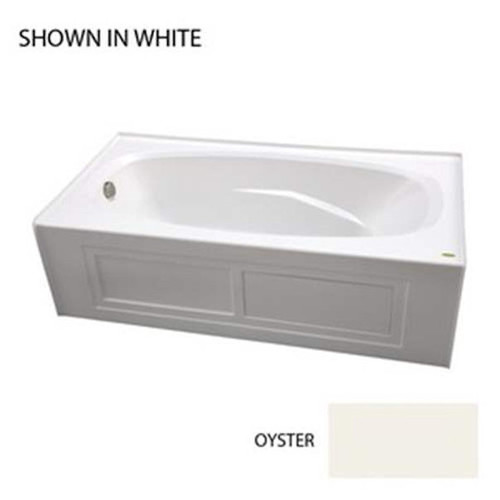 Jacuzzi Amiga Soaking Bathtub AMS7236BLXXXXY Oyster (New Damaged Box)