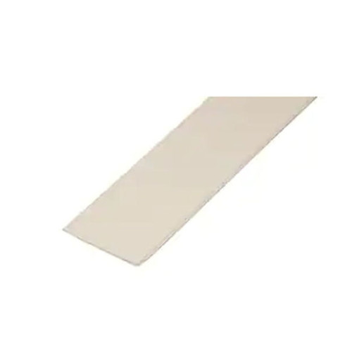 Roppe H140LA5P161 Snow ,4 in. x 48 in. x .080 in. Vinyl Wall Base, Case of 16