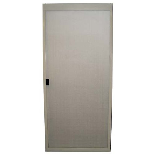 The RiteScreen Company R121SMFIT36GS 36 in Sliding Screen Door in Grey 5-Pack