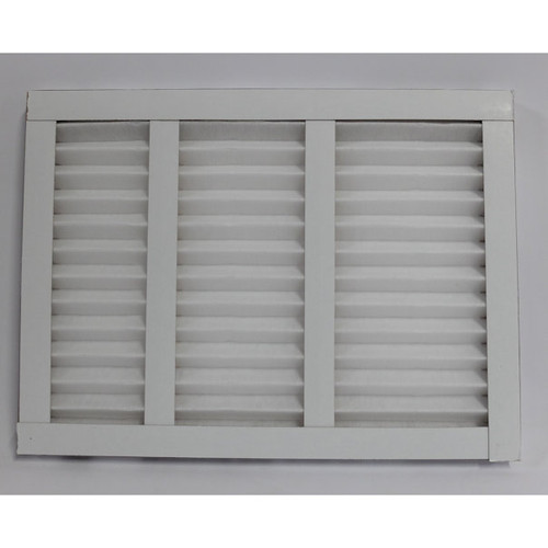 "AAF 173-11-11E15E PerfectPleat with Duraflex Media M8 11-1/2 x 15-1/2 x 1"",Pk 12"