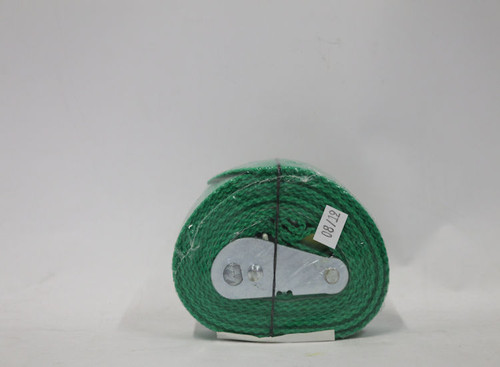 PROGRIP 512084 8 FT Lashing Strap, Green - 6 Pack