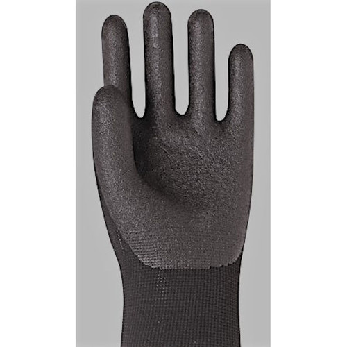 12 Pack of Banom Fit-Rite 2605-10 Glove - CFT Palm Coating X-Large ( Size 10 )