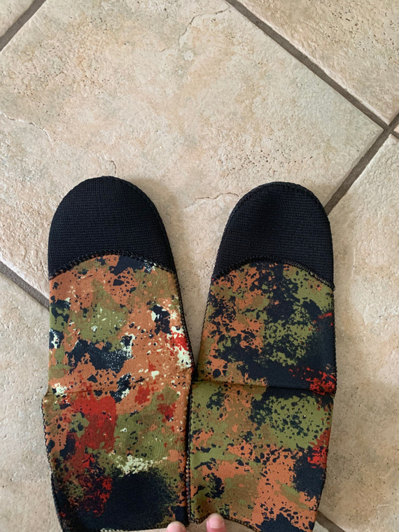 Tarpon 3mm Neoprene Socks