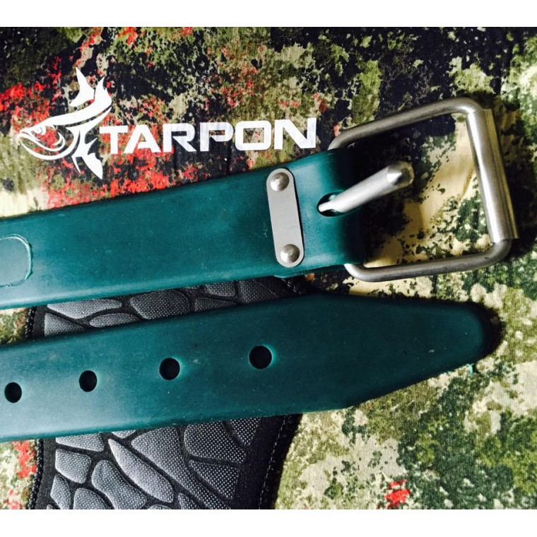 Tarpon spearfishing weight belt