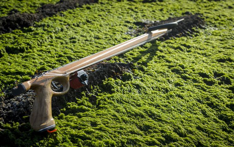 Cantabrico wooden speargun