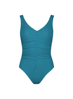 Basics ruched underwire tank