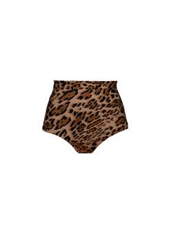 Bree reversible foldover high waist pant