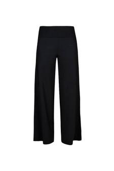 Basics wide-leg pant