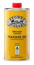 Golden Organic Flaxseed Oil 500ml