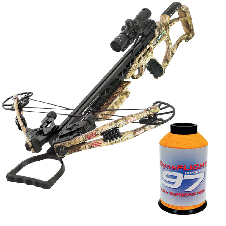 Tall Tine Bowstrings Crossbow Complete String Set