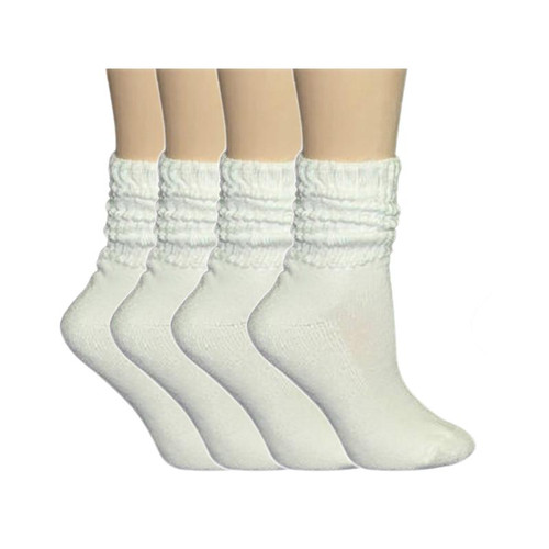 American Made light weight slouch socks