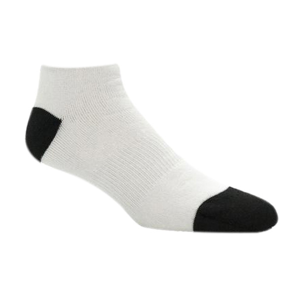 Sublimity® Dye Sublimation Blank No Show Socks Large 9-11(12 Pair Pack)