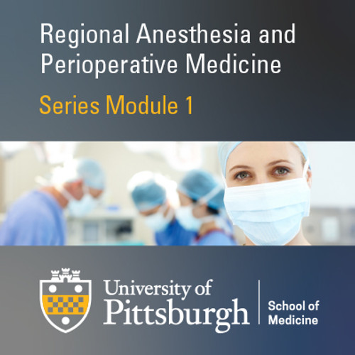 Learn how to better manage difficult cases and explore the pharmacology of medications that have changed anesthesia practice.