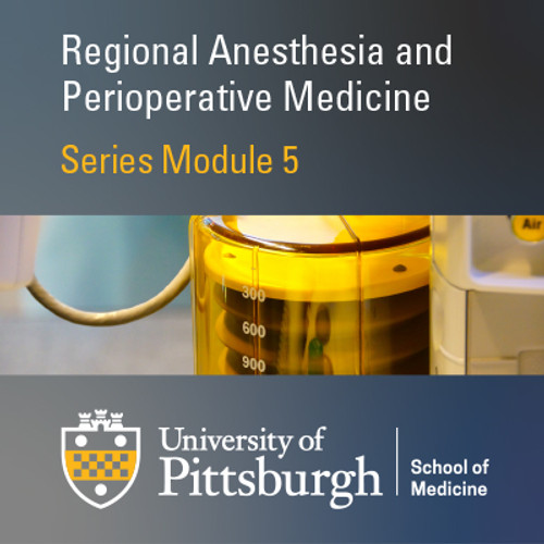 Enhance your management skills related to nerve blocks and regional anesthesia pharmacology, complications, limitations and toxicity.