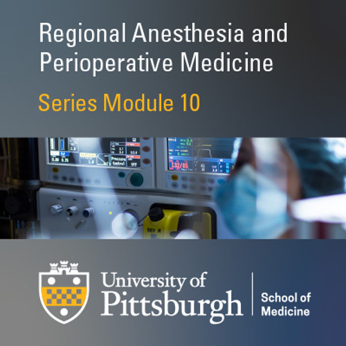 Get expert insight into recent updates in thoracic and perioperative blood administration, including management of COVID-19 patients.