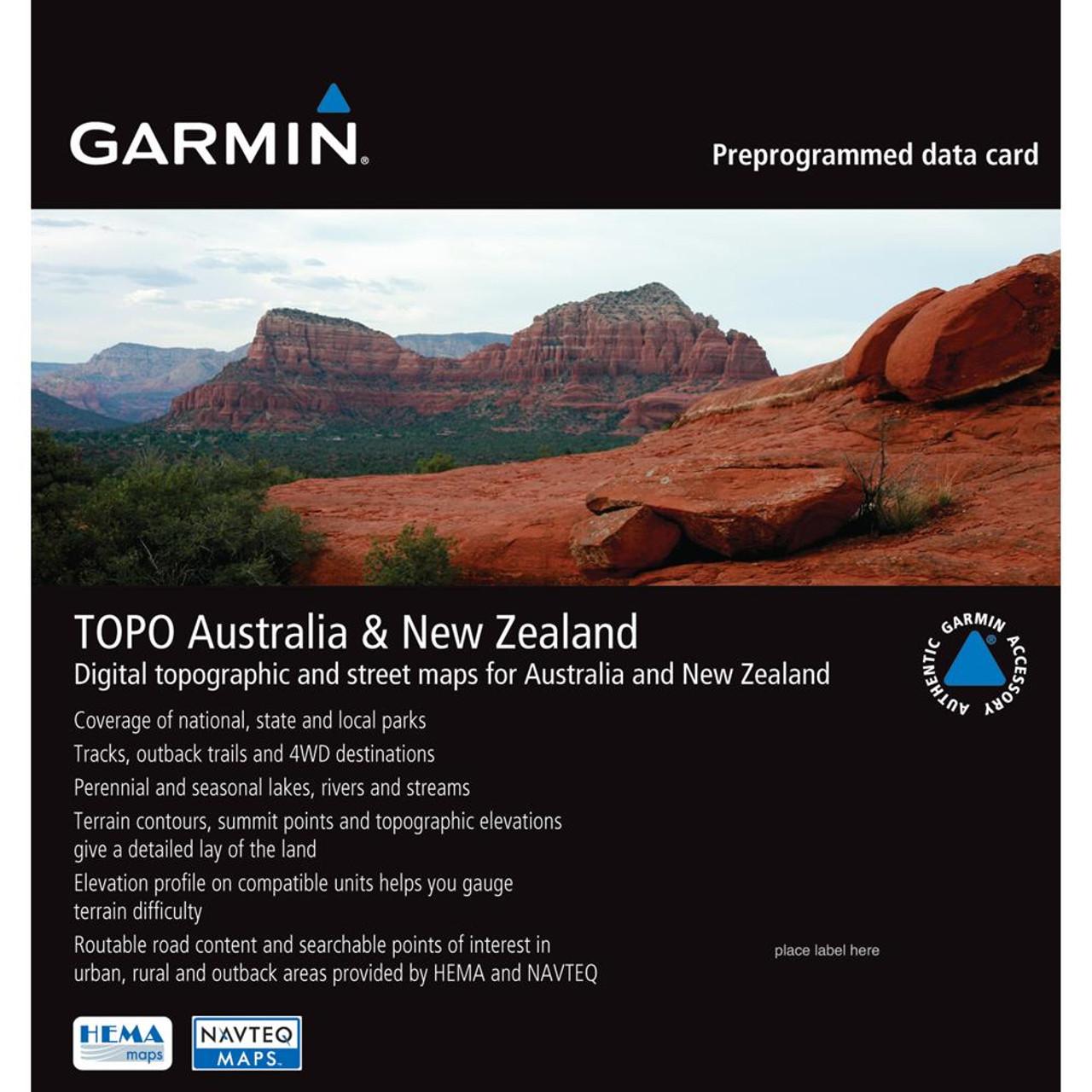Garmin TOPO Alaska Enhanced on MicroSD//SD