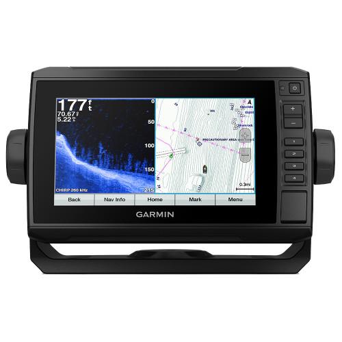 Garmin ECHOMAP Plus 64cv BlueChart G3 w/GT23M-TM Transducer