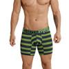 Xtremen Bold Stripes Boxer Briefs - Mens Underwear