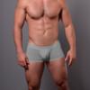 Doreanse Grey Low-rise Trunk - Cotton / Modal Mens Underwear