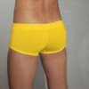 Doreanse Yellow Low-rise Trunk - Minimal Mens Boxer Underwear