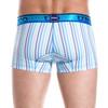 Unico Emerging Trunks - Striped Shorter Leg Style Boxer Briefs