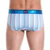 Unico Emerging Briefs - Sexy Striped Full Mens Brief