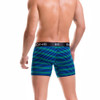 B-One Boxer Briefs Lincoln  - Striped Mens Underwear